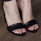 Женские босоножки Fashion Faja 2798 40 размер 25,5 см Черный, фото 2