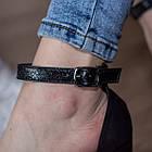 Женские босоножки Fashion Faja 2798 40 размер 25,5 см Черный, фото 4