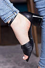 Женские босоножки Fashion Galaxy 2812 36 размер 23,5 см Черный, фото 5