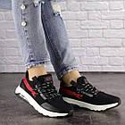 Женские кроссовки Fashion Ninja 1570 36 размер 23 см Черный, фото 9