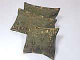 Комплект подушек  Арда зелень, 3шт, фото 2