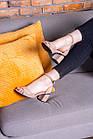 Женские босоножки Fashion Jacee 2735 38 размер 25 см Бежевый, фото 4