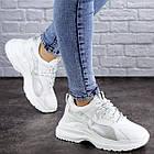 Жіночі кросівки Fashion Tomas 2075 36 розмір 23 см Білий, фото 2