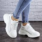 Жіночі кросівки Fashion Tomas 2075 36 розмір 23 см Білий, фото 3