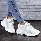 Жіночі кросівки Fashion Tomas 2075 36 розмір 23 см Білий, фото 6