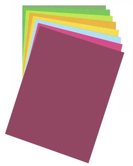 Папір для дизайну Fotokarton Folia B2 300г/м2 №27 Винно-червоний