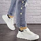 Жіночі кросівки Fashion Wackey 1379 38 розмір 24 см Білий, фото 2