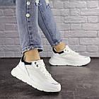Жіночі кросівки Fashion Wackey 1379 38 розмір 24 см Білий, фото 5