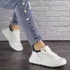 Жіночі кросівки Fashion Wackey 1379 38 розмір 24 см Білий, фото 6