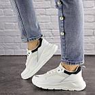 Жіночі кросівки Fashion Wackey 1379 38 розмір 24 см Білий, фото 7