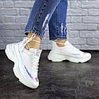 Жіночі кросівки Fashion Zeek 1780 38 розмір 24 см Білий, фото 2