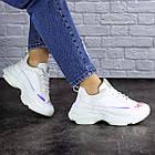 Жіночі кросівки Fashion Zeek 1780 38 розмір 24 см Білий, фото 4