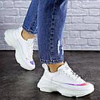Жіночі кросівки Fashion Zeek 1780 38 розмір 24 см Білий, фото 5