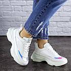 Жіночі кросівки Fashion Zeek 1780 38 розмір 24 см Білий, фото 6