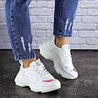 Жіночі кросівки Fashion Zeek 1780 38 розмір 24 см Білий, фото 7