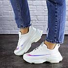 Жіночі кросівки Fashion Zeek 1780 38 розмір 24 см Білий, фото 9