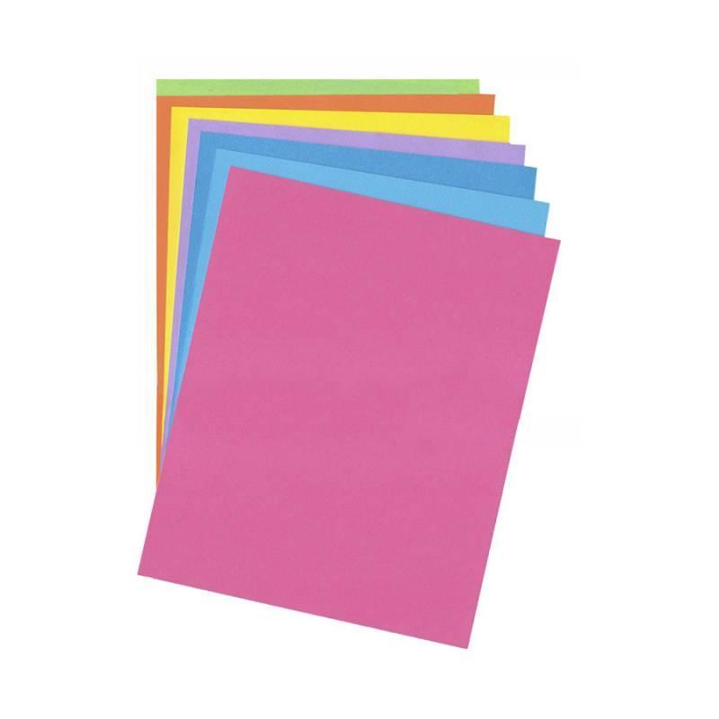 Папір для дизайну Fabriano Colore A4 200г/м2 №31 зелений, дрібне зерно