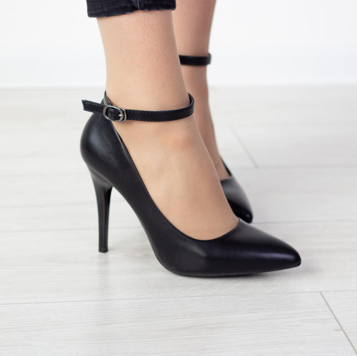Туфли женские Fashion Bridget 2537 38 размер 24,5 см Черный
