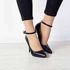 Туфли женские Fashion Bridget 2537 38 размер 24,5 см Черный, фото 2