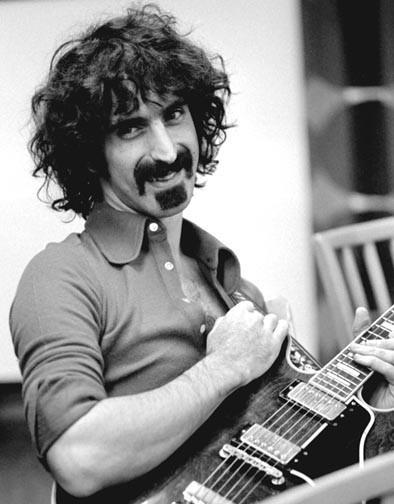 CD диски Frank Zappa