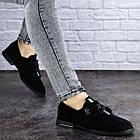 Женские туфли Fashion Trent 2023 37 размер 23,5 см Черный, фото 2