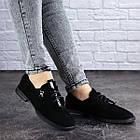Женские туфли Fashion Trent 2023 37 размер 23,5 см Черный, фото 3