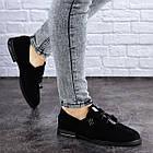 Женские туфли Fashion Trent 2023 37 размер 23,5 см Черный, фото 5