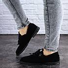 Женские туфли Fashion Trent 2023 37 размер 23,5 см Черный, фото 6