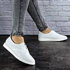 Женские туфли Fashion Twinkle 1784 36 размер 23 см Белый, фото 7