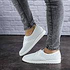 Женские туфли Fashion Twinkle 1784 36 размер 23 см Белый, фото 9