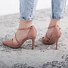 Туфлі жіночі Fashion Jace 2642 36 розмір, 23,5 см Рожевий 38, фото 5