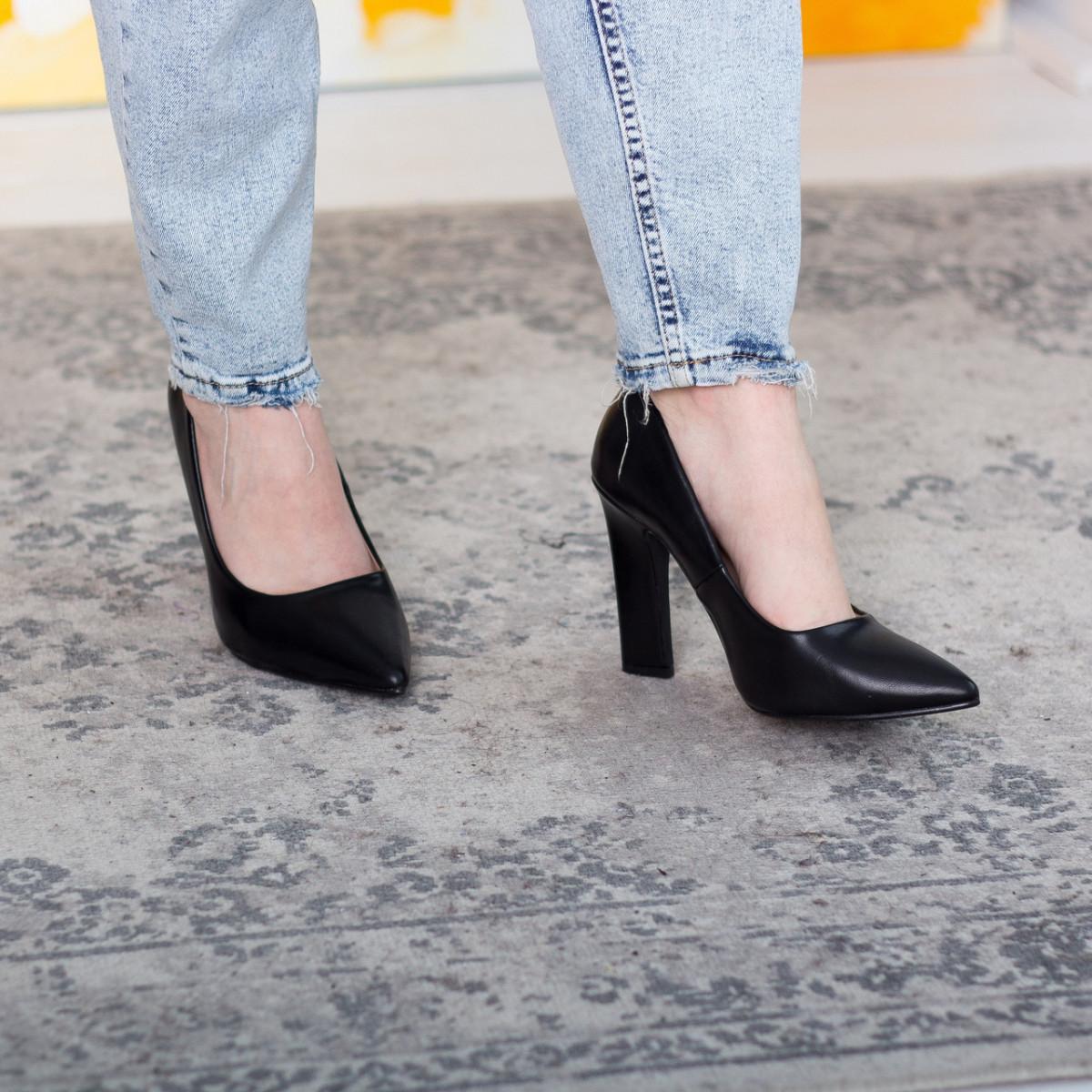 Туфлі жіночі Fashion Jackie 2593 36 розмір, 23,5 см Чорний
