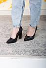 Туфлі жіночі Fashion Jackie 2593 36 розмір, 23,5 см Чорний, фото 2