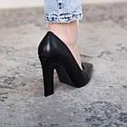 Туфлі жіночі Fashion Jackie 2593 36 розмір, 23,5 см Чорний, фото 6