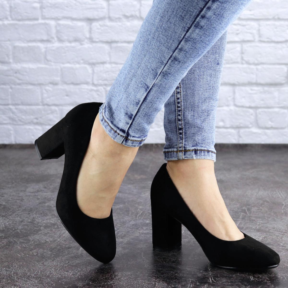 Жіночі туфлі на підборах Fashion Gertie 1983 36 розмір, 23,5 см Чорний
