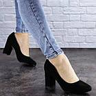 Жіночі туфлі на підборах Fashion Gertie 1983 36 розмір, 23,5 см Чорний, фото 4