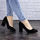 Жіночі туфлі на підборах Fashion Gertie 1983 36 розмір, 23,5 см Чорний, фото 6