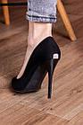Туфли женские Fashion Quintin 2692 37 размер 24 см Черный, фото 5