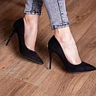 Туфли женские Fashion Quintin 2692 37 размер 24 см Черный, фото 6