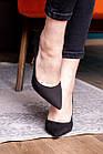 Туфли женские Fashion Tia 2451 36 размер 23,5 см Черный, фото 6