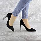 Туфли женские Fashion Tia 2451 36 размер 23,5 см Черный, фото 8