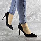 Туфли женские Fashion Tia 2451 36 размер 23,5 см Черный, фото 9