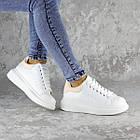 Кеды женские зимние Fashion Celtie 2236 38 размер 24,5 см Белый, фото 4