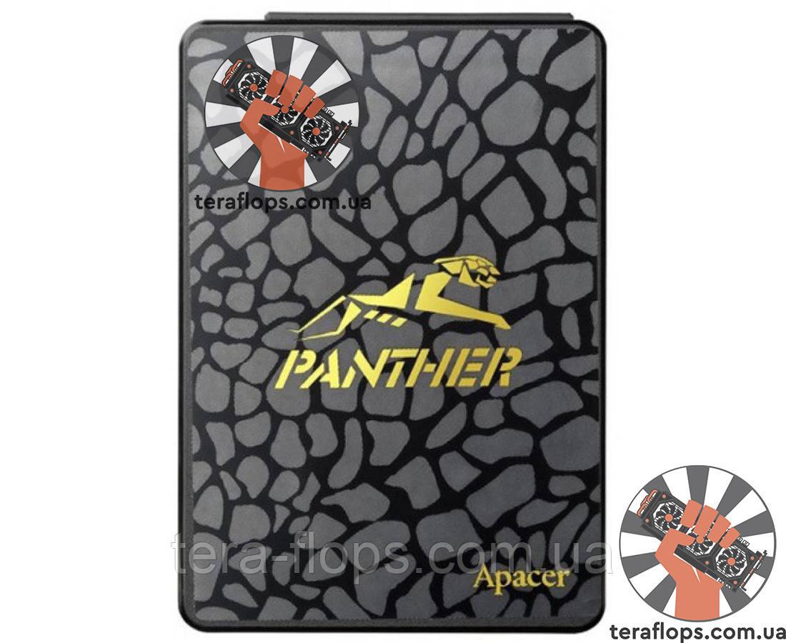 SSD накопичувач Apacer Panther AS340 120GB (AP120GAS340G-1) Б/У