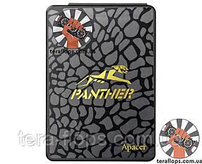 SSD накопитель Apacer Panther AS340 120GB (AP120GAS340G-1) Б/У