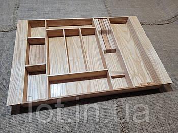 Лоток для столовых приборов LР3М1 569-660.400 ясень