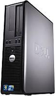 """Комп'ютер Dell Optiplex 360 DT (E6600/4/160) """"Б/У"""""""