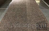 Грязезащитный  ковролин для гостиниц на резиновой основе,  грязебарьер, ширина: 1m