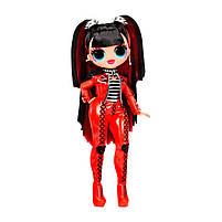 L.O.L. Surprise! Кукла ЛОЛ Сюрприз ОМГ Перчинка Спайси Леди LOL Surprise OMG BFFs Spicy Babe 572770, фото 3