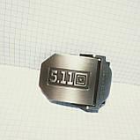 Тактический пояс «Tough Plus» черный 110-130 см, фото 7